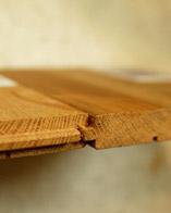 Handleの床材